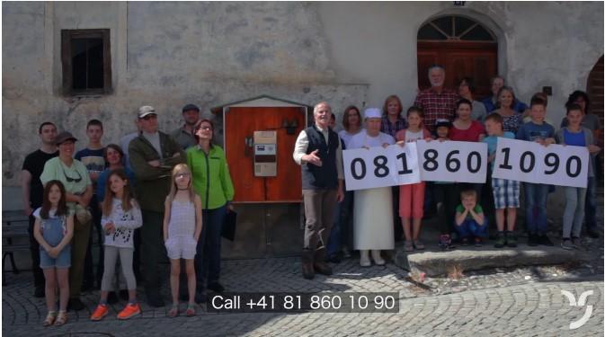 The Village-Phone promotion
