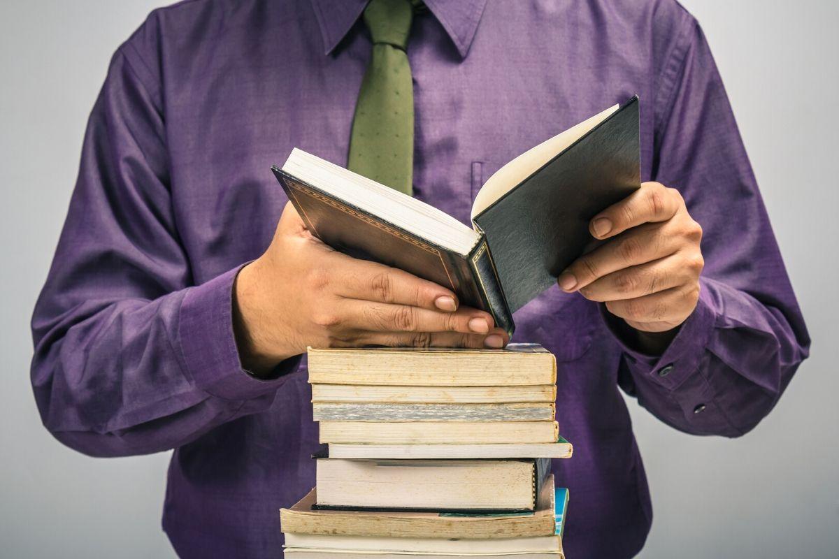 本は僕のもの